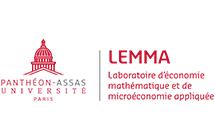 Logo du LEMMA partenaire de l'ED 455